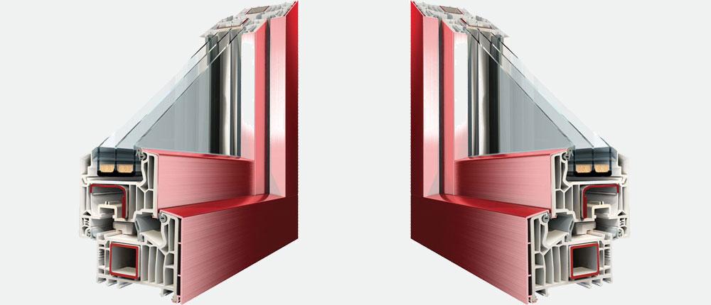 Serramenti Alluminio Ticino